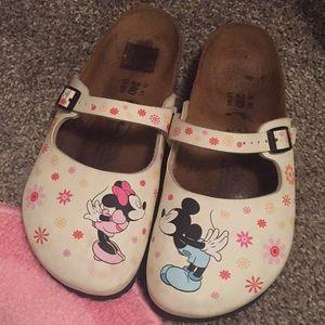 Disney Birkenstocks size 37
